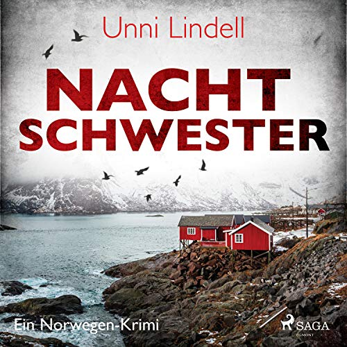 Nachtschwester. Ein Norwegen-Krimi Titelbild