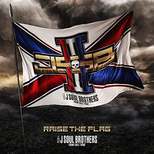 RAISE THE FLAG(CD+Blu-ray Disc&Blu-ray Disc2枚組)