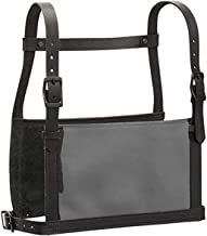 Weaver Livestock Leather Show Number Harness