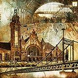 Artland Qualitätsbilder I Glasbilder Deko Glas Bilder 50 x
