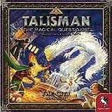 Pegasus Spiele 56208E Talisman The City - Juego de Mesa (expansión)