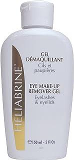 Heliabrine Eye Makeup Remover Gel, 6 Ounce