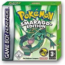 GameBoy Advance - Pokemon Smaragd Edition / Emerald