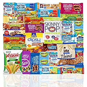 Health Shopping Healthy Snacks Care Package (Count 30) – Discover a whole new world of Healthy