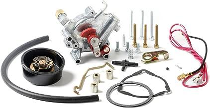 Holley 45-224S Shiny Finish Electric Choke Conversion Kit