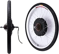 kit de Moteur de v/élo /électrique pour Roue Avant//arri/ère 700C 36V // 48V Moteur /électrique Puissant avec /écran LCD 350W Vitesse maximale de 25 km//h Lecxin kit Velo Electrique