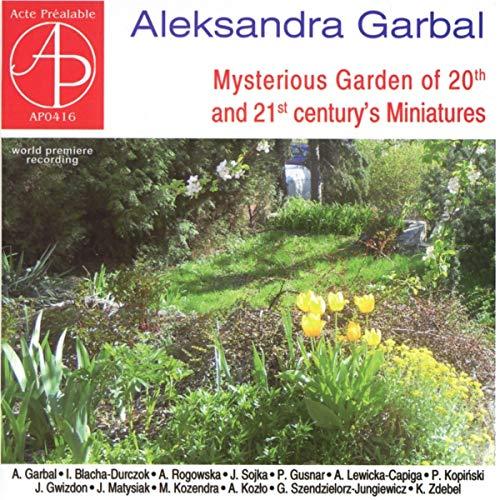 Geheimnisvoller Garten der Miniaturen