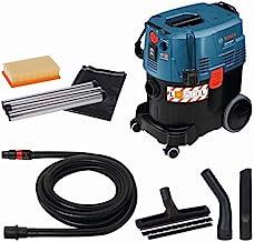 Odkurzacz do pracy na sucho i mokro GAS 35 L AFC Bosch Professional (maks. 1 380 W, poj. zbiornika 35 l, dysza do fug 250 ...