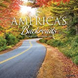America s Backroads 2022 Wall Calendar