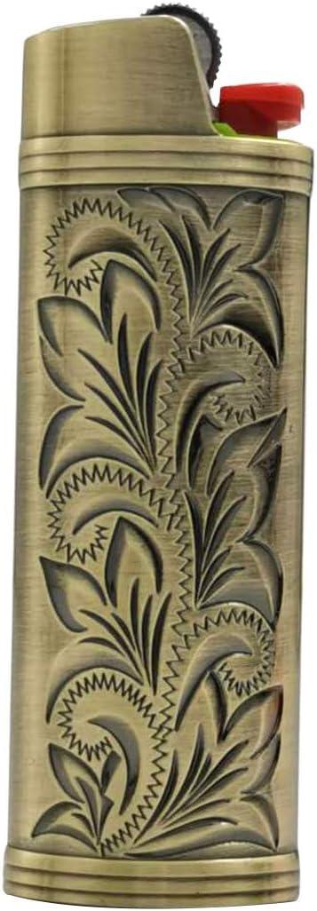 Rare Lucklybestseller Metal Lighter Case Low price Sleeve Cover Holder