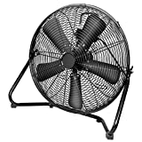High Velocity Floor Fans Review and Comparison