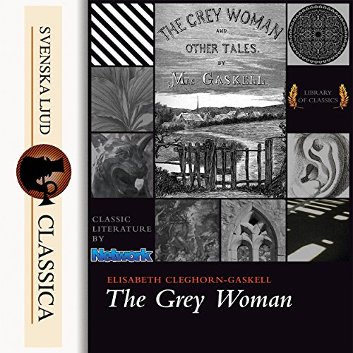 The Grey Woman cover art