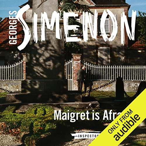 Maigret Is Afraid cover art