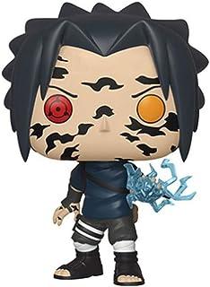 Little Boy Funko Pop Naruto Shippuden Sasuke Marque De Malédiction Vinyle Figurines Collection Modèle Jouets pour Enfants ...