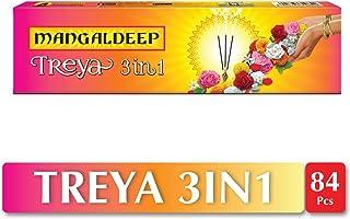 منتجات ديفاين تريا الهند 3 في 1 أغارباتي 84 عصى