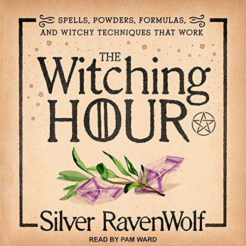 The Witching Hour audiobook cover art