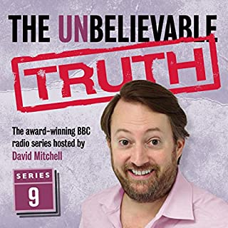 The Unbelievable Truth, Series 9 cover art