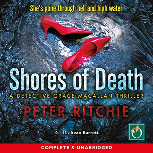 Couverture de Shores of Death