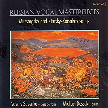 Russian Vocal Masterpieces