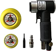 "Benkeg 2"" and 3"" Random Orbital Air Sander, Pneumatic Sander for auto sanding tools Dual Action Polisher"