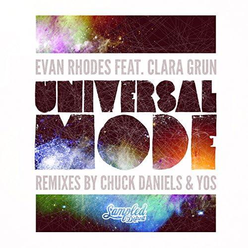Evan Rhodes feat. Clara Grun