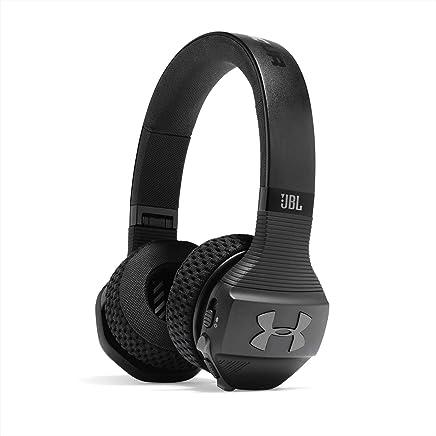JBL Under Armour Sport Wireless Train Cuffie On-Ear Bluetooth, Cuffie Sportive senza Fili con Tecnologia Bionic Hearing, Cuffie Sovraurali per l'Allenamento in Palestra, Nero/Grigio - Trova i prezzi più bassi