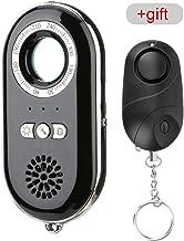 Hidden Camera Detectors Camera Finder BINFAR Anti-Theft Vibration Alarm for Door Window Travel Security + A Personal Alarm