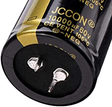 Electronic Module 35x60mm Radial Aluminium Electrolytic Capacitor High Frequency 105°C 10000UF 80V