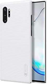 Samsung Galaxy Note 10 Case, Nillkin Frosted Shield Hard Slim Case Back Cover for Samsung Galaxy Note 10 - White