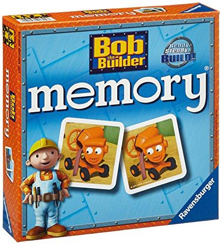 Ravensburger 21724 - Bob der Baumeister memory