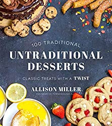 cover of dessert cook book