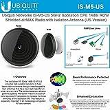 UBIQUITI Networks Rocket M5 - Punto de Acceso (10,100 Mbit/s, 5.17-5.875 GHz, 8 MB, 128 MB, 40 MHz, 27 dBmW)