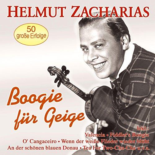 Boogie für Geige - 50 große Erfolge