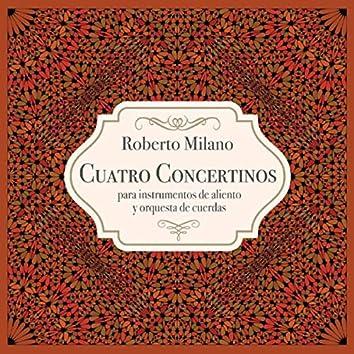 Cuatro Concertinos para Instrumentos de Aliento y Orquesta de Cuerdas