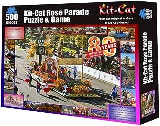 Rose Parade Kit-Cat Klock Puzzle and Game