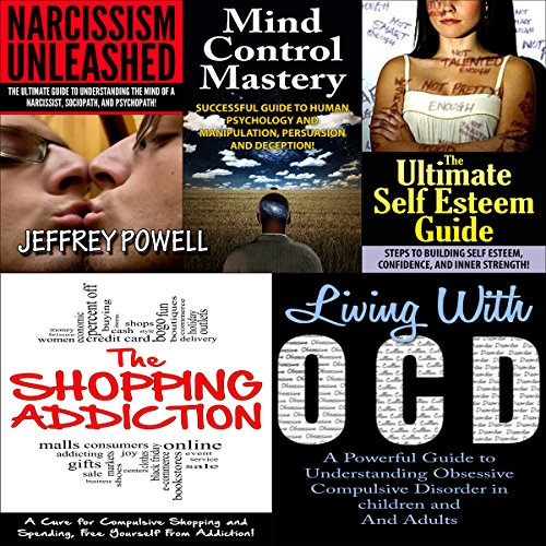 Human Behavior Box Set #5 audiobook cover art