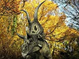 1000 Piece Wooden Jigsaw Puzzle Diabloceratops Large Puzzle Game for Adults and Teenagers