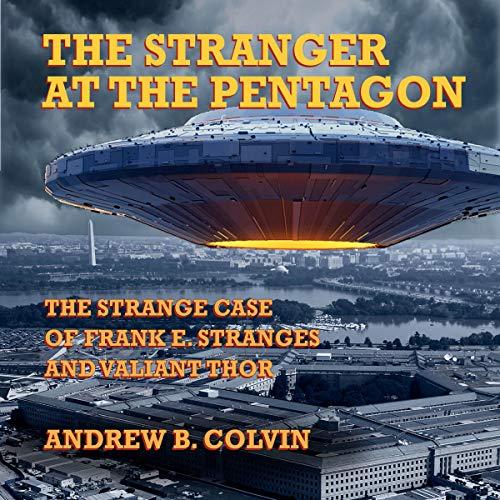 The Stranger at the Pentagon cover art