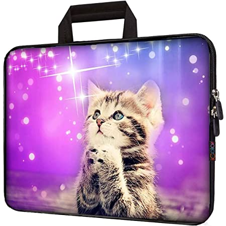 C COABALLA Childrens City Map Town Houses Pattern Laptop Sleeve Case Protective Cover Portable Computer Carrying Bag Pouch for Laptop AM007458 10 inch//10.1 inch