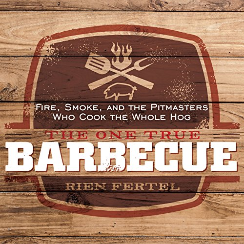 The One True Barbecue cover art
