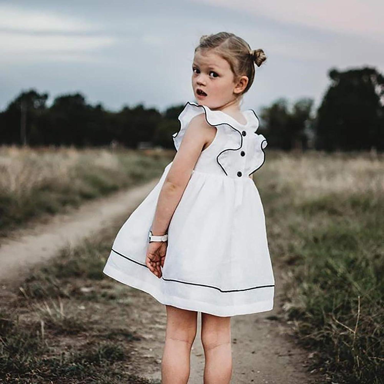 Urmagicワンピース キッズ 女の子 ドレス プレゼント キッズドレス 子供服 レース かわいい 女の子 女児 ノースリーブ フォーマルワンピース 結婚式 誕生日 パーティー ピアノ発表会