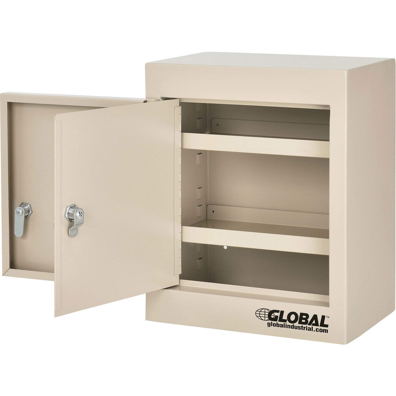 Double Minneapolis Mall Door Lock Small Narcotics Cheap sale Cabinet 8