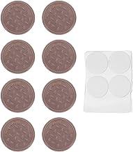 Angoily 8Pcs Non Slip Meubels Pads Siliconen Ronde Tafel Voet Pad Anti- Skid Kruk Voeten Mat Couch Stoppers Stoel Voeten P...