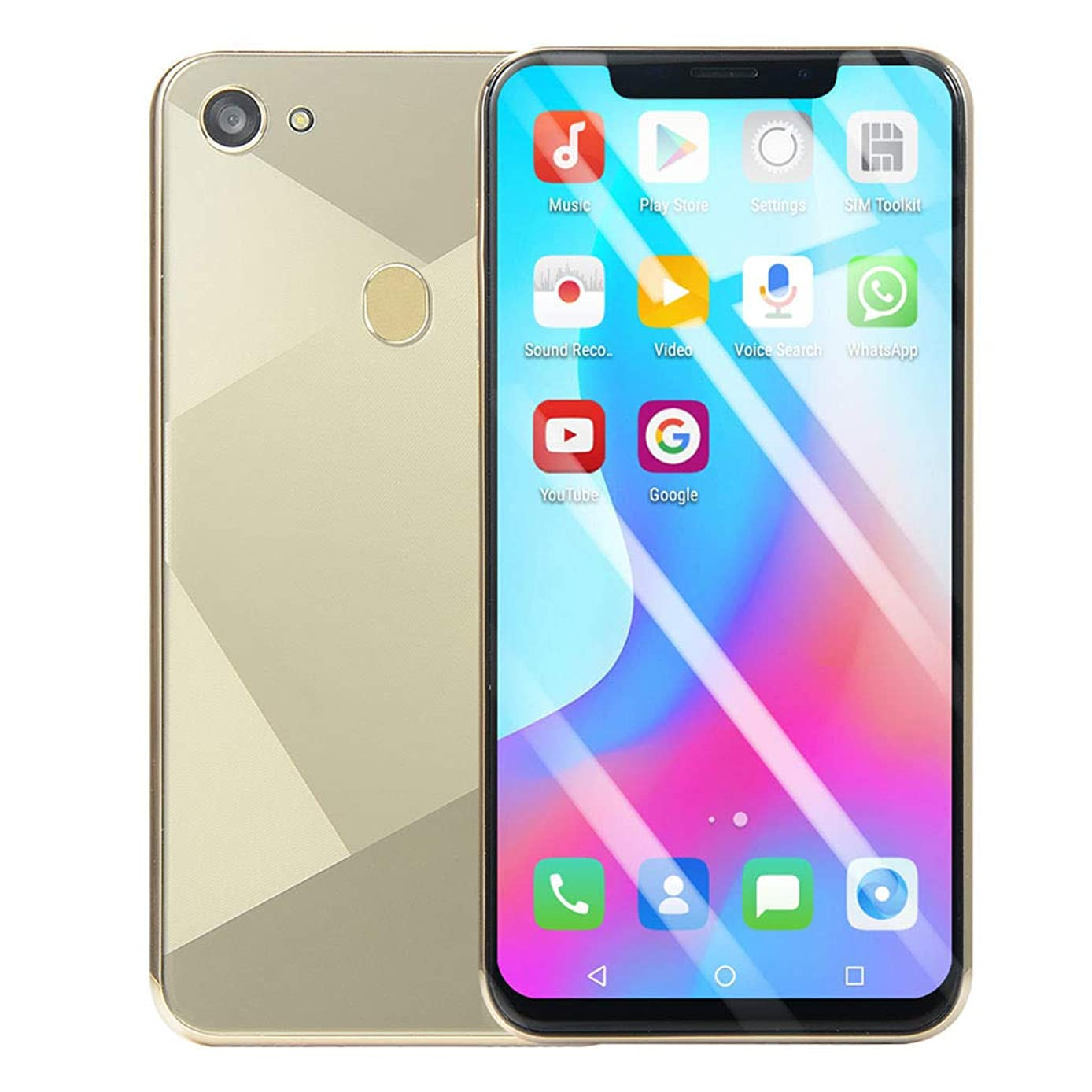 Full Screen Unlocked Cellphones Smartphone | 6.1