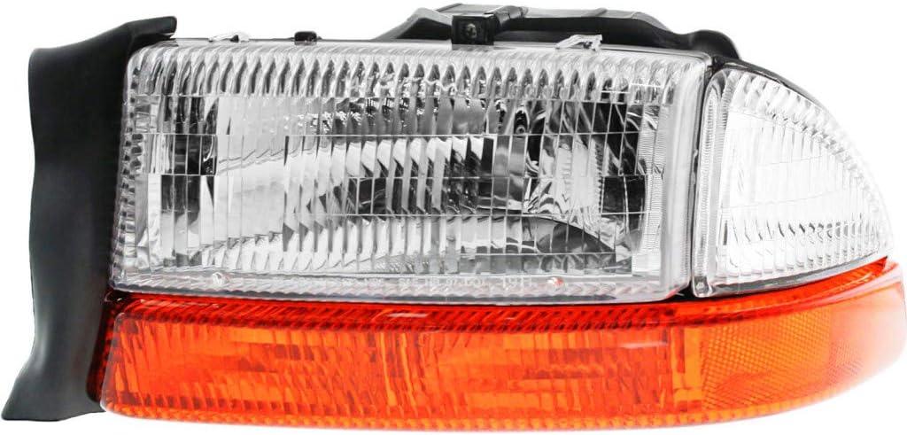 Max 67% OFF CarLights360: For 2002 2003 2004 Dakota Dedication Headlight Assembly Dodge