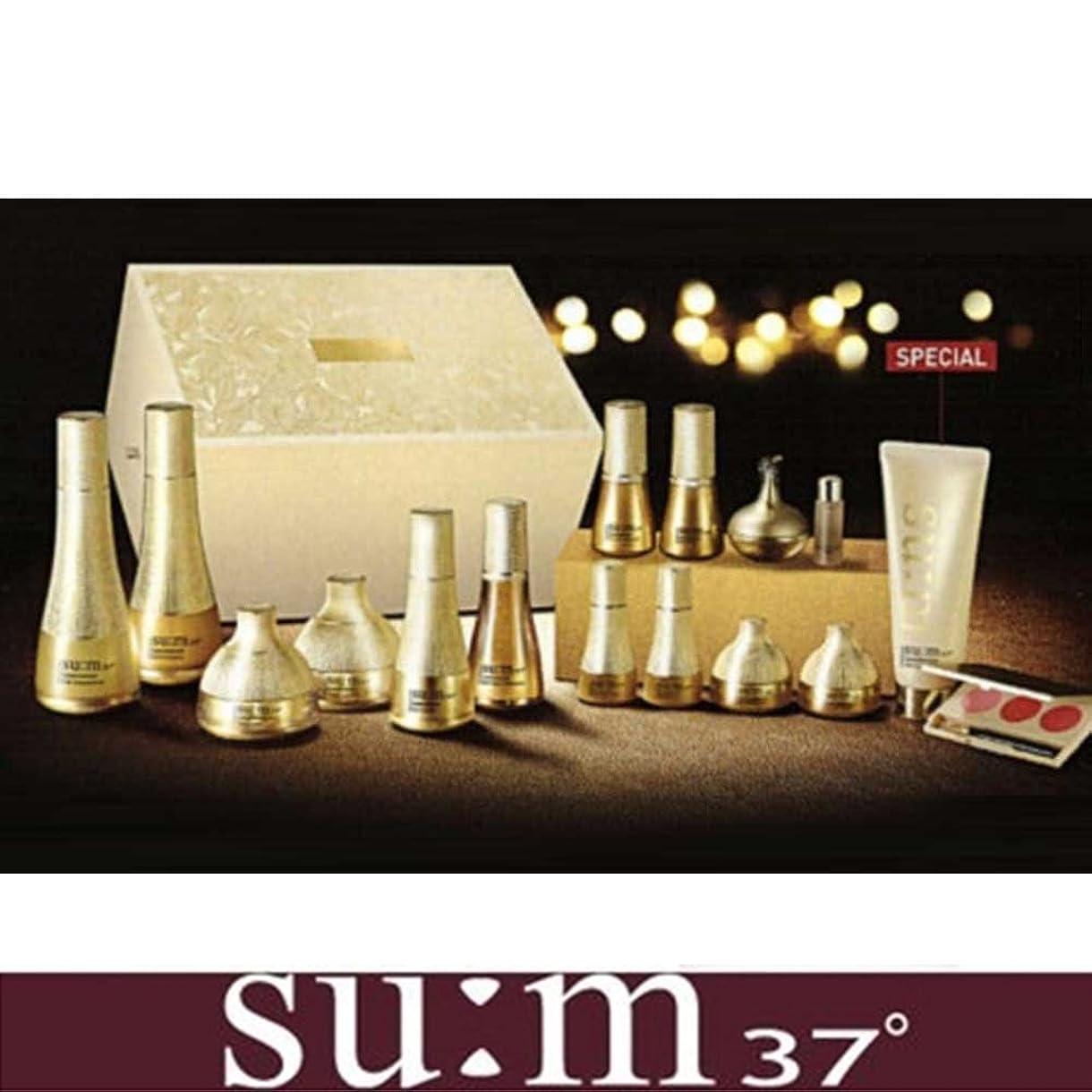 地中海軸ペインギリック[su:m37/スム37°]LosecSumma Premium Special Limited Skincare Set/プレミアムスペシャルリミテッドスキンケアセット + [Sample Gift](海外直送品)