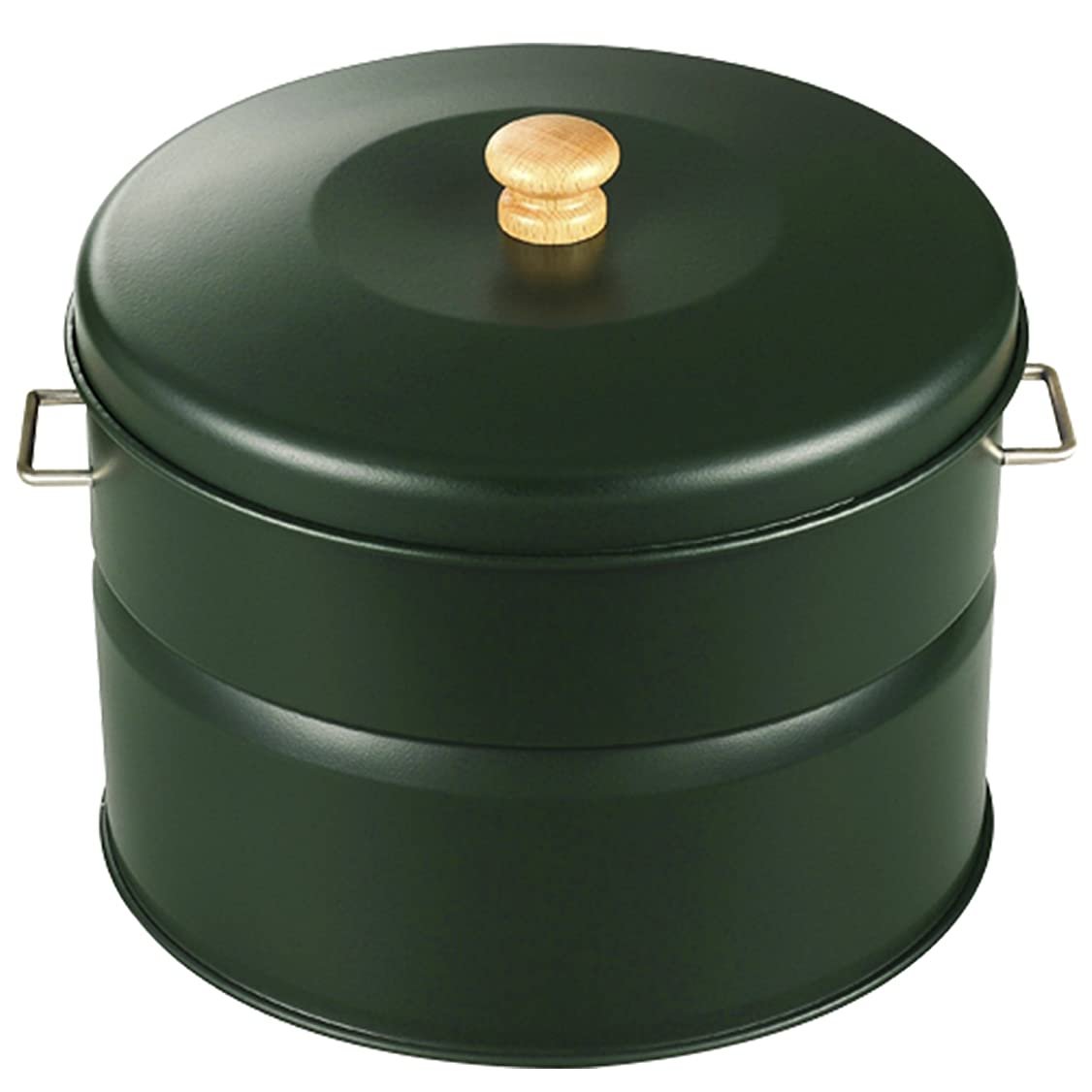 告白扇動する圧縮するホンマ製作所 (サンフィールド/SunField) キッチン スモークキュート (燻製レシピ/スモークチップ付き) グリーン IH-240P