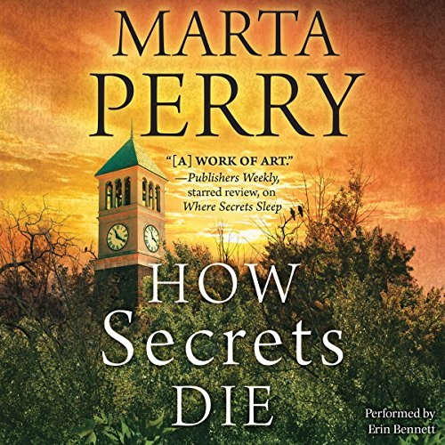 How Secrets Die audiobook cover art