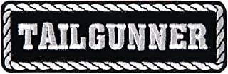 Hot Leathers Tailgunner Patch (4 Width x 1 Height)