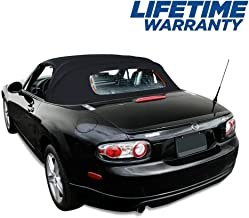 Perfit Liner New Replacement Parts Left Driver Side Fender Liner Inner Panel Splash Shield Compatible With MAZDA MX-5 Miata Fits MA1250103 NE5156140G
